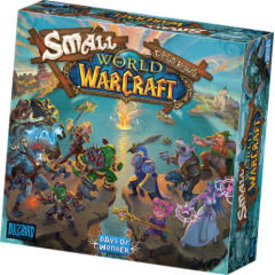 DAYS OF WONDER SMALLWORLD OF WARCRAFT (FR)