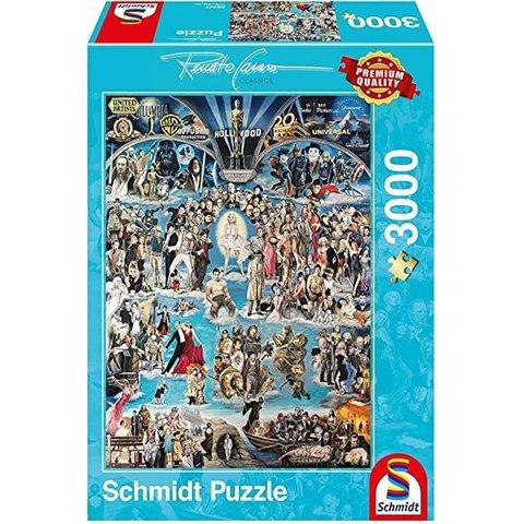 Puzzle: 3000 Hollywood XXL