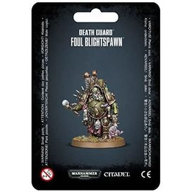 Warhammer 40k DEATH GUARD FOUL BLIGHSPAWN