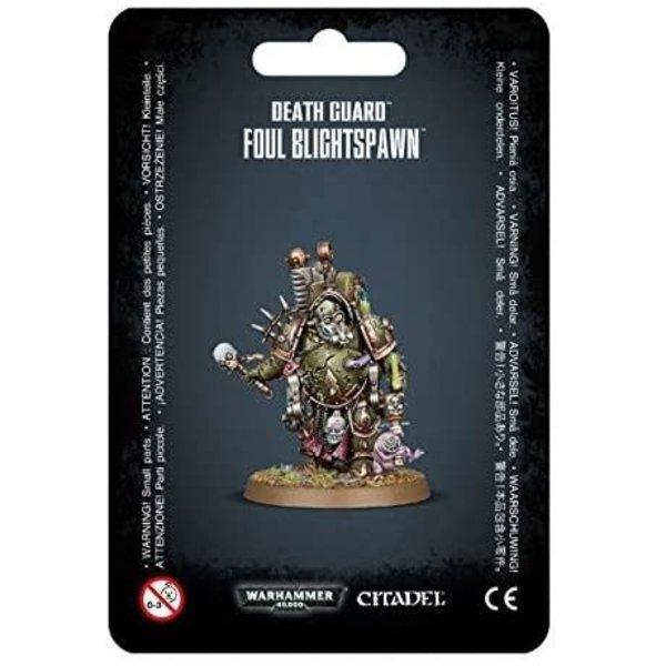 Warhammer 40k DEATH GUARD FOUL BLIGHSPAWN