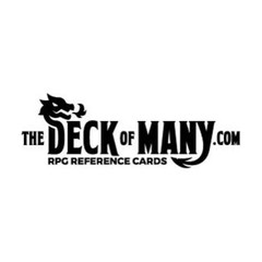 5e Reference Cards