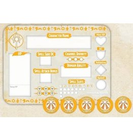 Gale Force Nine DND CLERIC TOKEN SET