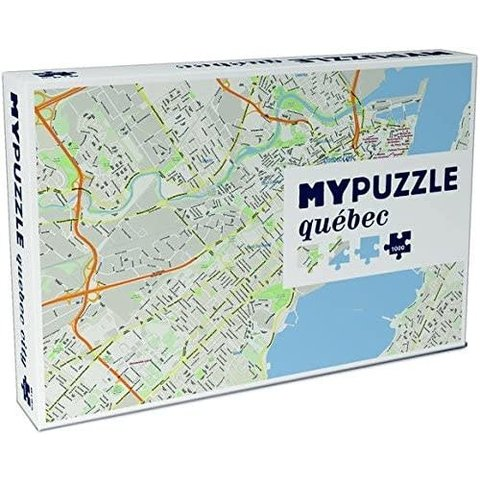 My Puzzle: Quebec 1000