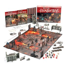 Warcry WARCRY: CATACOMBS (ENGLISH)