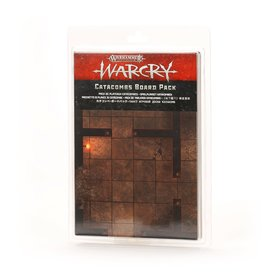 Warcry WARCRY CATACOMBS BOARD PACK