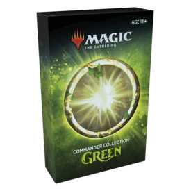 Wizards of the Coast MTG COMMANDER COLLECTION GREEN