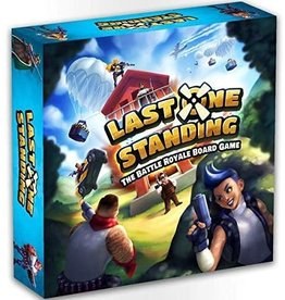 OOMM Last one standing - The battle royale board game (EN)