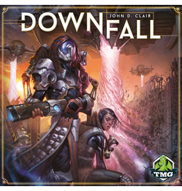 TASTY MINSTREL GAMES Downfall (EN)
