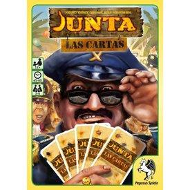 Pegasus Spiele Junta Las Cartas (EN)