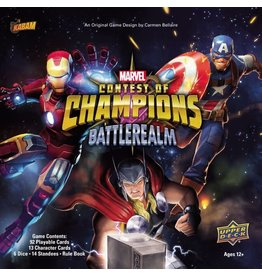 Upper Deck Contest of Champions Battlerealm (EN)