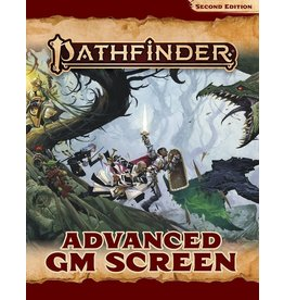 Paizo PATHFINDER 2E ADVANCED GM SCREEN