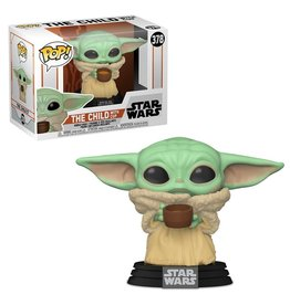 Funko POP! STAR WARS MANDALORIAN - THE CHILD (with cup)