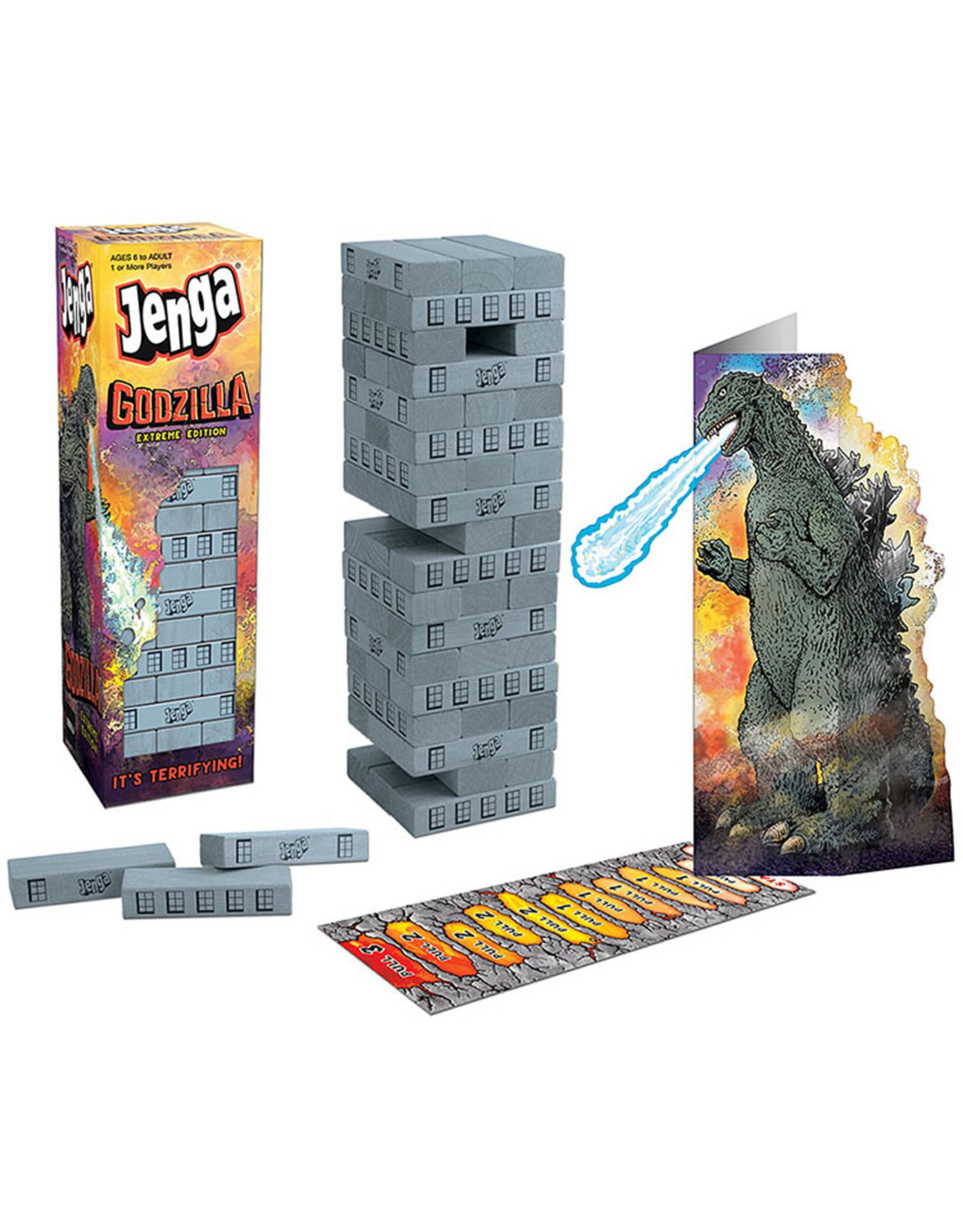 Usaopoly Jenga: Godzilla Extreme Edition