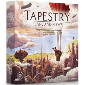 STONEMAIER GAMES TAPESTRY: PLANS AND PLOYS EXPANSION (Eng)