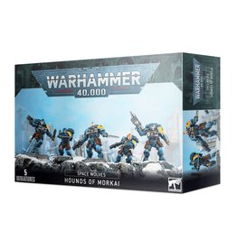 Warhammer 40k SPACE WOLVES HOUNDS OF MORKAI