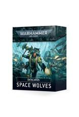 Warhammer 40k DATACARDS: SPACE WOLVES (ENGLISH)