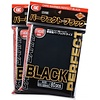 KMC PERFECT FIT BLACK SLEEVES 80CT