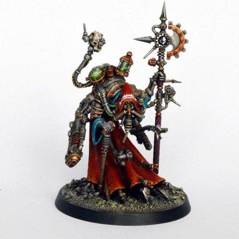ASTRA MILITARUM TECH-PRIEST DOMINUS