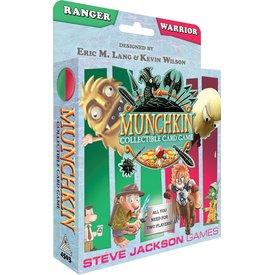 Steve Jackson Games Munchkin Collectible Card Game (Ranger/Warrior)