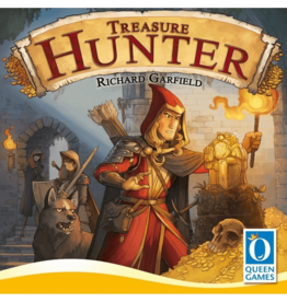 Queen Games Treasure Hunter (EN)