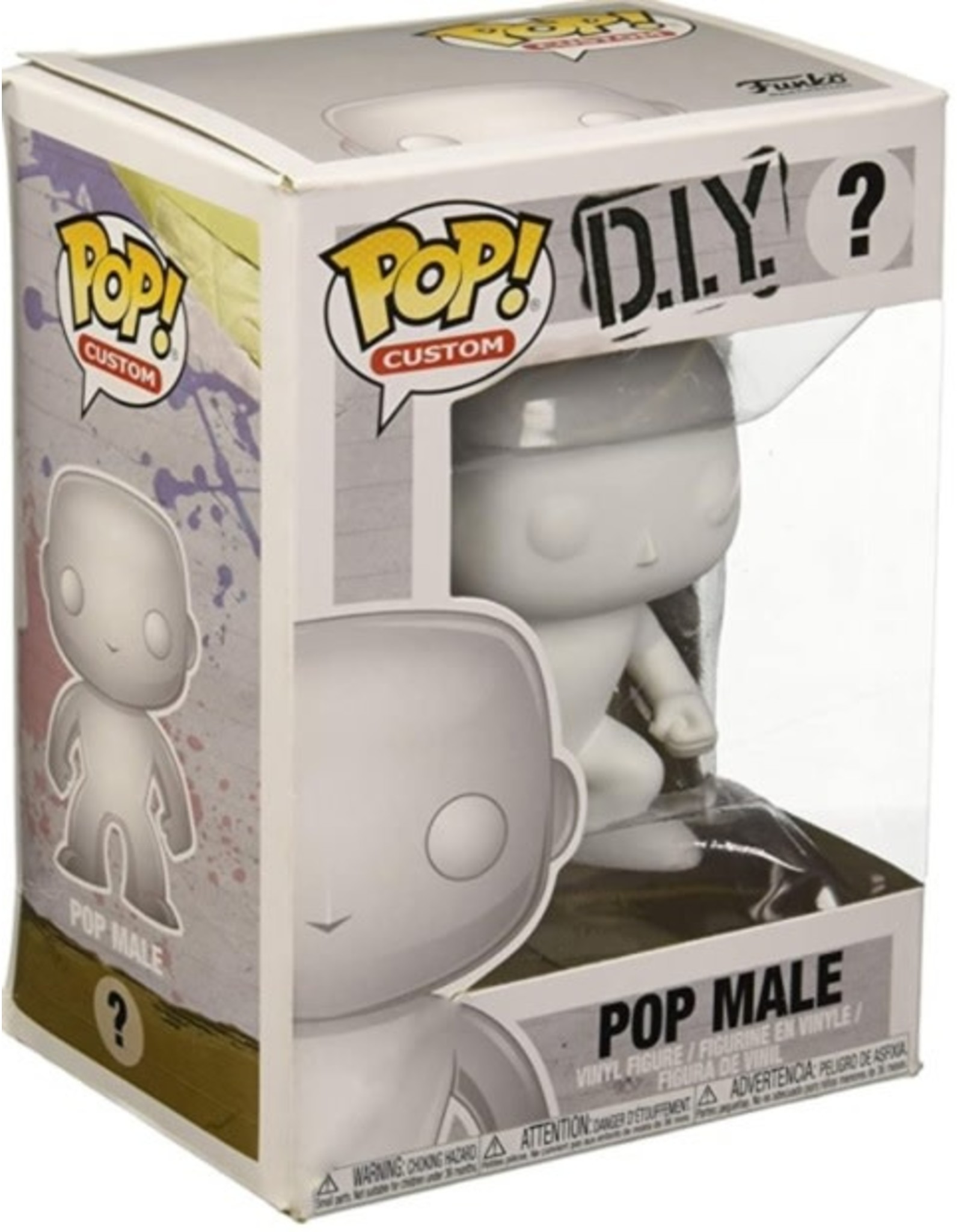 Funko POP! DIY - MALE