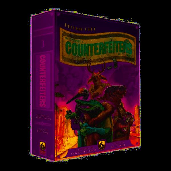 Counterfeiters (ML)