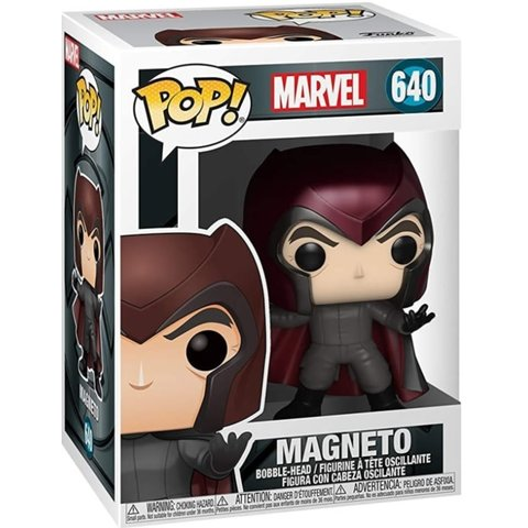 POP! MARVEL X-MEN 20TH - MAGNETO