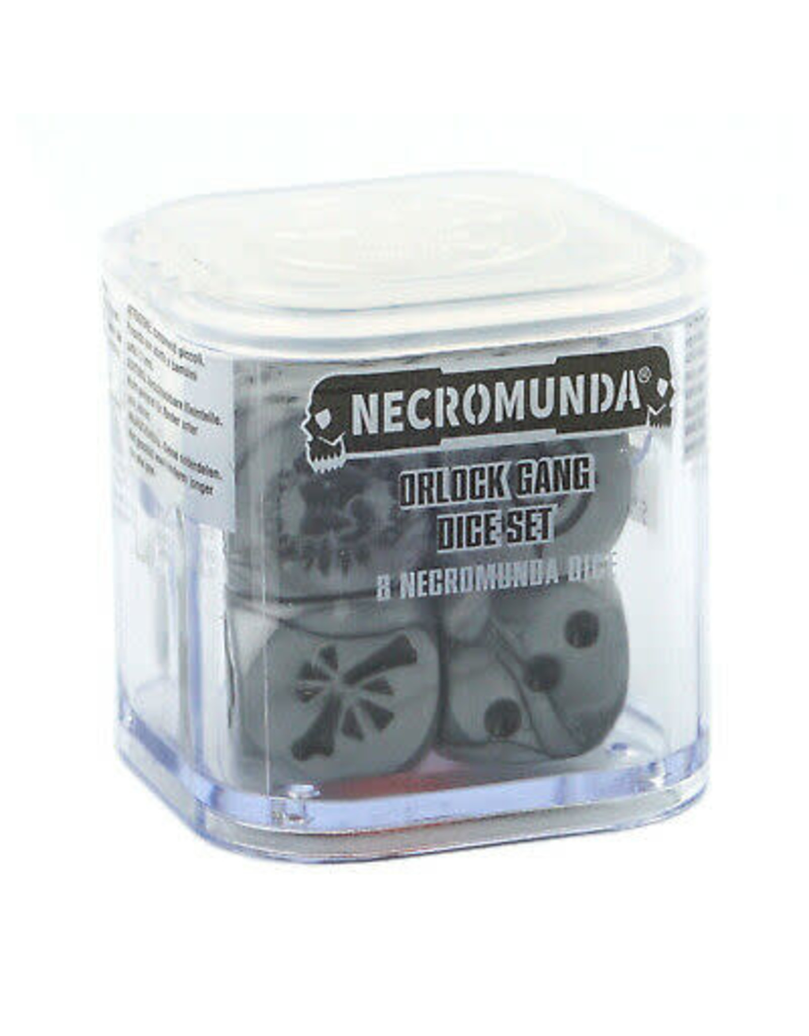 Citadel Necromunda Orlock Gang dice
