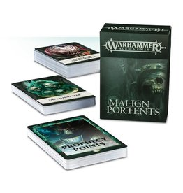 Games Workshop Age of Sigmar Malign Portents Cards