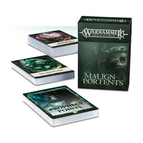 Age of Sigmar Malign Portents Cards