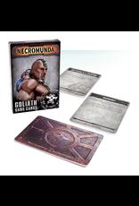Games Workshop Necromunda Goliath Gang Cards