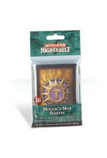 Games Workshop Nighvault Mollog's Mob Sleeves