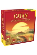 CATAN CATAN - 25th ANNIVERSARY EDITION (ENG)