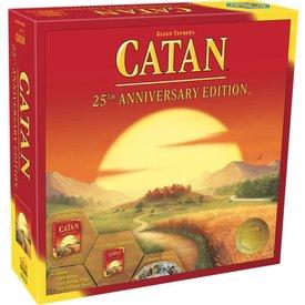 CATAN CATAN - 25th ANNIVERSARY EDITION (ENG)