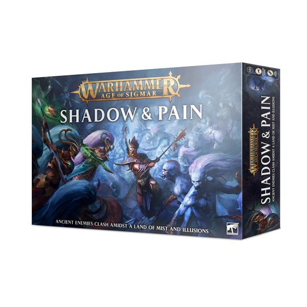 Age of Sigmar AGE OF SIGMAR: SHADOW AND PAIN (ENG)