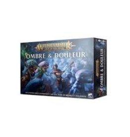 Age of Sigmar AGE OF SIGMAR: OMBRE & DOULEUR (FRANÇAIS) *DATE DE SORTIE 14 NOVEMBRE*