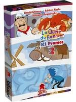 Super Meeple LA QUETE DU BONHEUR - DECK2 (FR)