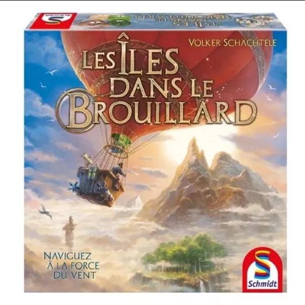 Schmidt Les Iles Dans le Brouillard (FR)