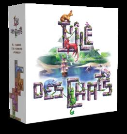 LUCKY DUCK GAMES L'Île des Chats