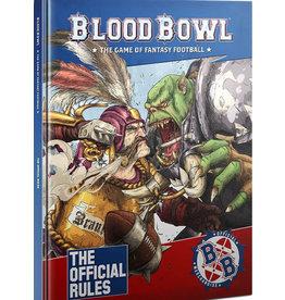 Blood Bowl BLOOD BOWL RULEBOOK (ENGLISH)