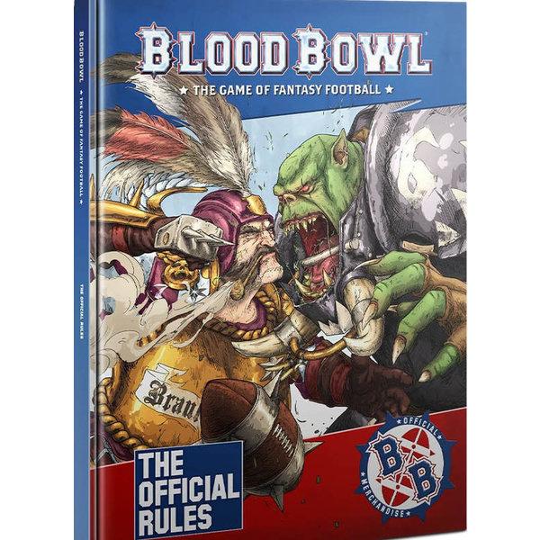 Blood Bowl BLOOD BOWL RULEBOOK (FRANÇAIS)