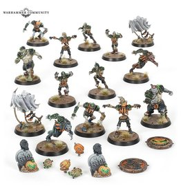 Blood Bowl BLOOD BOWL: NECROMANTIC HORROR TEAM