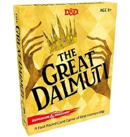 Wizards of the Coast THE GREAT DALMUTI: DUNGEONS AND DRAGONS