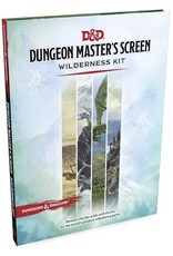 Wizards of the Coast DND RPG DUNGEON MASTER'S SCREEN WILDERNESS KIT