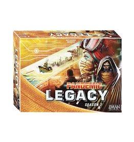Z-MAN GAMES PANDEMIC LEGACY - SEASON 2 YELLOW (ENG)