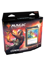 Wizards of the Coast MTG FRANÇAIS COMMANDER LEGENDS DECK - Armez-vous pour le combat