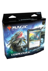 Wizards of the Coast MTG FRANÇAIS COMMANDER LEGENDS DECK - Récoltez le fruits des marées