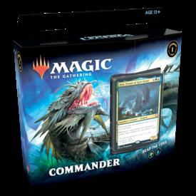 Wizards of the Coast MTG COMMANDER LEGENDS DECK - Reap the Tides