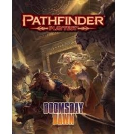 Paizo Pathfinder Playtest Doomsday Dawn
