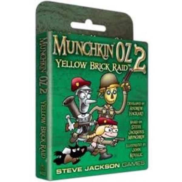 Steve Jackson Games Munchkin Oz 2 (EN)